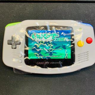 ゲームボーイアドバンス(ゲームボーイアドバンス)のゲームボーイアドバンス GBA バックライト仕様 IPS液晶(携帯用ゲーム機本体)
