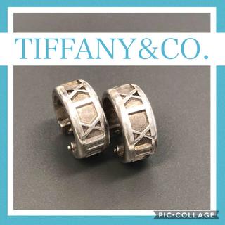 Tiffany & Co. - 廃盤デザイン★オシャレかわいい秋のお出掛けに!ティファニーピアス