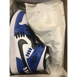 NIKE - Nike wmns air Jordan 1 mid sister hood24