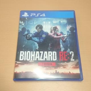 プレイステーション4(PlayStation4)のバイオハザード RE:2 Z Version PS4 ソフト(家庭用ゲームソフト)