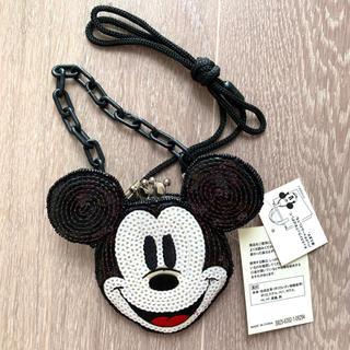 Disney - ディズニーランドで購入 ミッキー コインケース