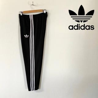 adidas - 【極美品】adidas ファイヤーバード トラックパンツ ブラック ホワイト