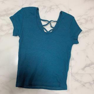 グレイル(GRL)のGRLトップス(Tシャツ(半袖/袖なし))