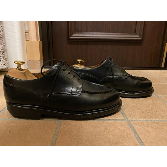 Paraboot(パラブーツ)のParaboot パラブーツ 7.5F 黒 メンズの靴/シューズ(ドレス/ビジネス)の商品写真
