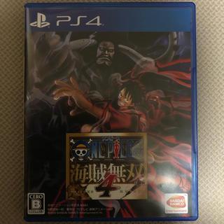 ONE PIECE 海賊無双4 PS4(家庭用ゲームソフト)