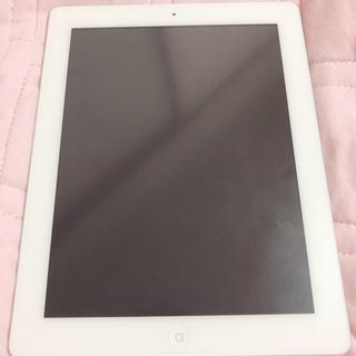 アイパッド(iPad)のiPad 第4世代 32GB(タブレット)