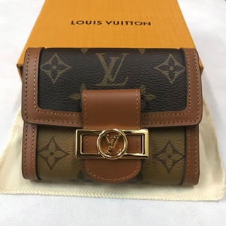 LOUIS VUITTON - ルイヴィトン ドーフィーヌコンパクト リバース