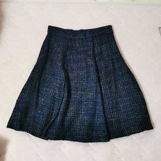 GU - GU ツイードスカート