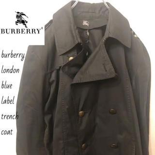 BURBERRY - burberry  london blue label トレンチコート サイズM