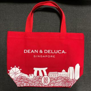 DEAN & DELUCA - DEAN&DELUCA  ディーン&デルーカ シンガポール限定 トートバッグ