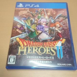 プレイステーション4(PlayStation4)のドラゴンクエストヒーローズ2 PS4 ソフト(家庭用ゲームソフト)