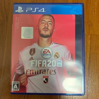FIFA 20 スタンダード エディション PS4 初回特典未使用!