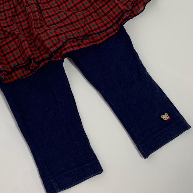 familiar(ファミリア)のdafu様専用♡ファミリア7点お纏め 80〜90センチ キッズ/ベビー/マタニティのキッズ服女の子用(90cm~)(パンツ/スパッツ)の商品写真