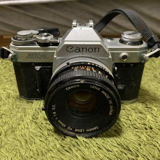 キヤノン(Canon)のCanon AE1 カメラ(フィルムカメラ)