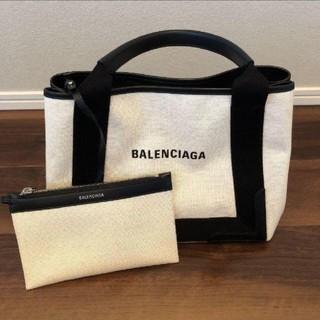 Balenciaga - BALENCIAGAバレンシアガ S キャンバス トートバッグ
