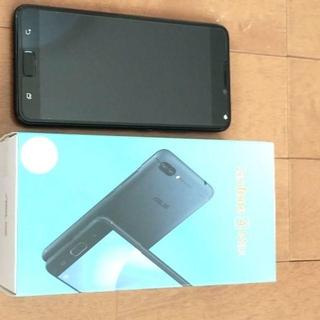 ASUS - Zenfone 4 Max Proネイビーブラック ZC554KL-BK32S4