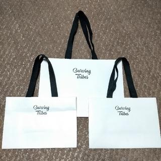 グレースコンチネンタル(GRACE CONTINENTAL)のカービングトライブス ショップ袋(ショップ袋)