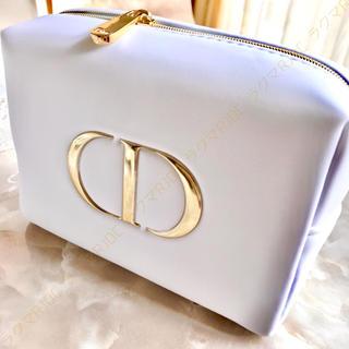 Christian Dior - 【新品未使用】ディオール 最高級シリーズ ゴールドロゴ 非売品ポーチ 国外限定