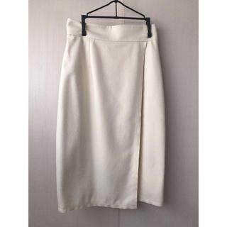 UNITED ARROWS - ユナイテッドアローズ ラップタイトスカート