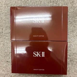 エスケーツー(SK-II)のSK-II クオリティー コットン 100枚入り 2セット(パック/フェイスマスク)