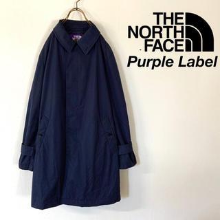 THE NORTH FACE - THE NORTH FACE purple label ステンカラーコート