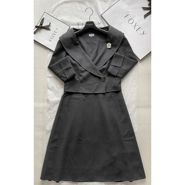FOXEY(フォクシー)のご専用です✨ レディースのフォーマル/ドレス(スーツ)の商品写真