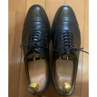 ポロラルフローレン(POLO RALPH LAUREN)のポロラルフローレン セミブローグ ビジネスシューズ 革靴(ドレス/ビジネス)