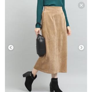 ViS - コーデュロイスカート
