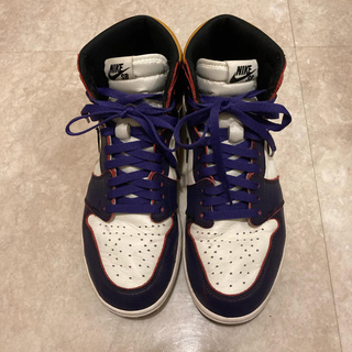 NIKE - AIR JORDAN 1 HIGH OG LA to Chicago