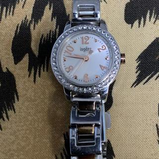 アルバ(ALBA)のALBA  ingénu レディース 腕時計  🎄までお値下げ!(腕時計)