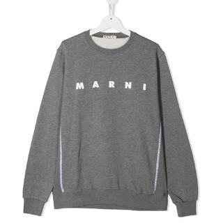 マルニ(Marni)のマルニ 新作 ロゴスウエット 14y(トレーナー/スウェット)
