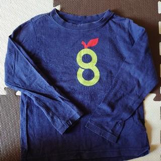 グリーンレーベルリラクシング(green label relaxing)のGrin kids ロングTシャツ(Tシャツ/カットソー)