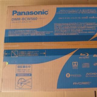 Panasonic - パナソニック ブルーレイレコーダー DMR-BCW560