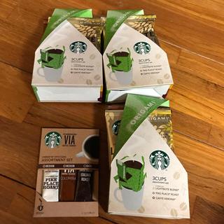 Starbucks Coffee - スターバックス コーヒー オリガミ ドリップコーヒー