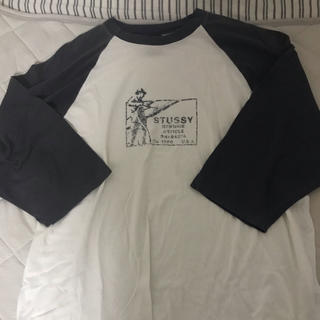STUSSY - stussyTシャツ 古着