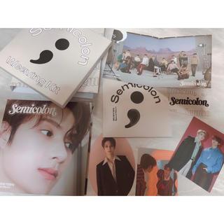 SEVENTEEN - seventeen  セミコロン ジュン JUN セット