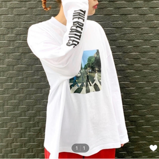 ローリーズファーム(LOWRYS FARM)の専用(Tシャツ(長袖/七分))