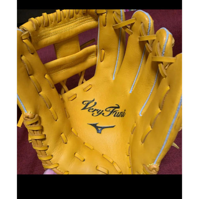 MIZUNO(ミズノ)のミズノ 軟式 大人用グローブ スポーツ/アウトドアの野球(グローブ)の商品写真