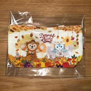 Disney - ダッフィー トートバッグ 秋のぼうけん 未使用品