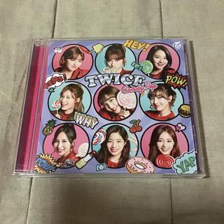 ウェストトゥワイス(Waste(twice))のTWICE CD   「Candy Pop」(K-POP/アジア)