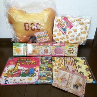 BANDAI - 一番くじ たべっ子どうぶつ  A賞 クッション C賞 トートバッグ セミコンプ