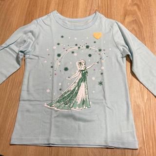 ベルメゾン - ベルメゾン アナと雪の女王 長袖Tシャツ 130