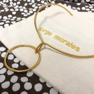 DEUXIEME CLASSE - jorge morales ジョージモラレス チョーカーネックレス¥18,000