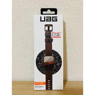 UAG Apple Watch レザーバンド