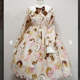 Angelic Pretty - Angelic Pretty BAKED SWEETS PARADEワンピース