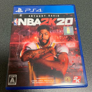 プレイステーション4(PlayStation4)のNBA 2k20 2K20(家庭用ゲームソフト)