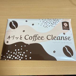 新品未開封 Dr. Coffee キリッとCoffee Cleanse 30包入