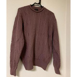 コムサデモード(COMME CA DU MODE)のセーター(ニット/セーター)