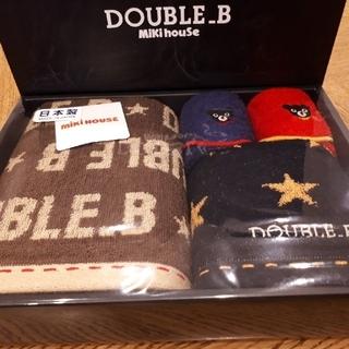 DOUBLE.B - DOUBLE-Bタオルセット
