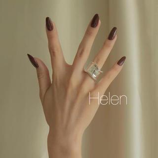 ドゥーズィエムクラス(DEUXIEME CLASSE)のborn cuff ring silver925  (リング(指輪))